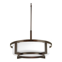 Progress Lighting Dynamo 4 Light Pendant in Antique Bronze P3930-20