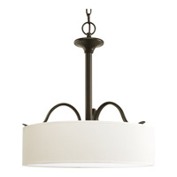 Progress Lighting Inspire 3 Light Hall & Foyer in Antique Bronze P3931-20