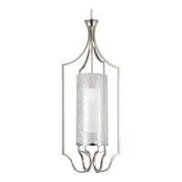 Caress 1 Light 18 inch Polished Nickel Hall & Foyer Ceiling Light