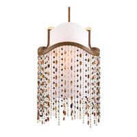 Progress Lighting Thomasville Dance 3 Light Pendant in Desert Sand P3967-111