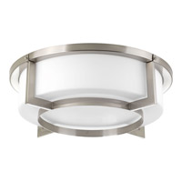 Progress Lighting Dynamo 4 Light Close-to-Ceiling in Brushed Nickel P3976-09