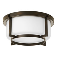 Progress Lighting Dynamo 2 Light Close-to-Ceiling in Antique Bronze P3984-20