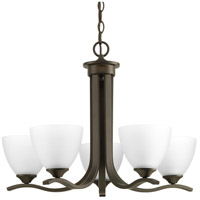Laird 5 Light 24 inch Antique Bronze Chandelier Ceiling Light