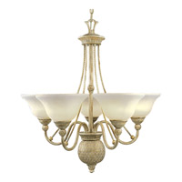 Savannah 5 Light 27 inch Seabrook Chandelier Ceiling Light