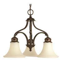 Applause 3 Light 20 inch Antique Bronze Chandelier Ceiling Light