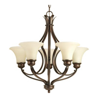 Applause 5 Light 25 inch Antique Bronze Chandelier Ceiling Light