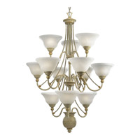 Savannah 12 Light 33 inch Seabrook Chandelier Ceiling Light