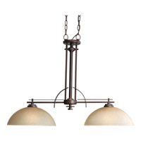 Riverside 2 Light 36 inch Heirloom Chandelier Ceiling Light