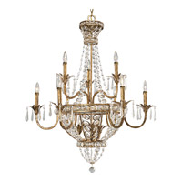 Progress Lighting Thomasville Palais 12 Light Chandelier in Imperial Gold P4339-63