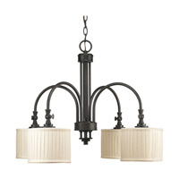 Clayton 4 Light 28 inch Espresso Chandelier Ceiling Light