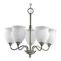Progress Lighting Richmond Hill 5 Light Chandelier in Brushed Nickel P4447-09 photo thumbnail