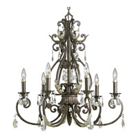 Progress Lighting Thomasville Savona 6 Light Chandelier in Cognac P4545-72