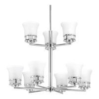 Cascadia 9 Light 30 inch Polished Chrome Chandelier Ceiling Light