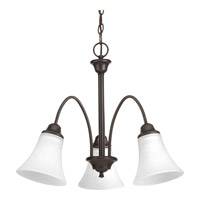 Tally 3 Light 22 inch Antique Bronze Chandelier Ceiling Light