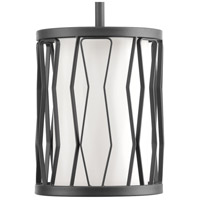 Wemberly 1 Light 6 inch Graphite Mini-Pendant Ceiling Light, Design Series