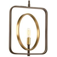 Progress P500027-020 Swing 1 Light 11 inch Antique Bronze Mini-Pendant Ceiling Light