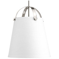 Galley 2 Light 15 inch Polished Nickel Pendant Ceiling Light