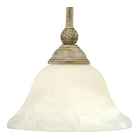 Progress Lighting Savannah 1 Light Mini-Pendant in Seabrook P5040-42