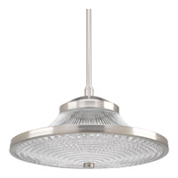 Signature LED 15 inch Brushed Nickel Pendant Ceiling Light