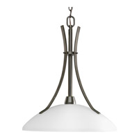 Progress Lighting Wisten 1 Light Pendant in Antique Bronze P5112-20