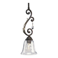 Progress Lighting Thomasville Savona 1 Light Mini-Pendant in Cognac P5117-72
