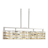 Progress P5123-15 The Pointe 4 Light 6 inch Polished Chrome Pendant Ceiling Light