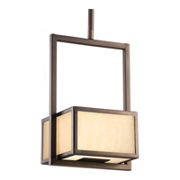 Progress Lighting Haven 1 Light Mini-Pendant in Copper Bronze P5134-124EBWB