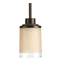 Progress Lighting Alexa 1 Light Mini-Pendant in Antique Bronze P5147-20