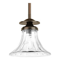 Bliss 1 Light 7 inch Antique Bronze Mini-Pendant Ceiling Light