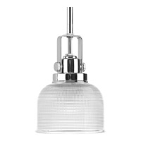 Progress P5173-15 Archie 1 Light 6 inch Chrome Mini-Pendant Ceiling Light