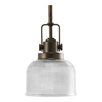 Progress Lighting Archie 1 Light Mini-Pendant in Venetian Bronze P5173-74
