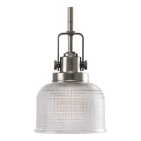 Progress Lighting Archie 1 Light Mini-Pendant in Antique Nickel P5173-81