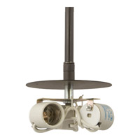Progress Lighting Markor 3 Light Pendant in Antique Bronze P5199-20