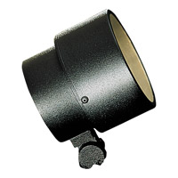 Landscape Low Volt 50 watt Black Landscape Spot Light