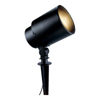 Landscape 120V 75 watt Black Landscape Spot Light