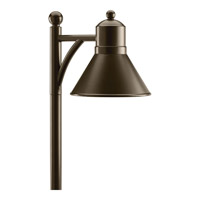 Progress P5245-20 LED Landscape 12V 3 watt Antique Bronze Path Light