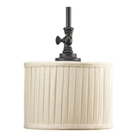 Clayton 1 Light 8 inch Espresso Mini-Pendant Ceiling Light