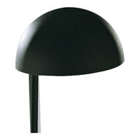 Dome Low Volt 100 watt Black Landscape Dome Light