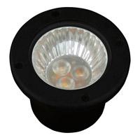 Progress P5295-31 Landscape Black 3000K LED Well Light