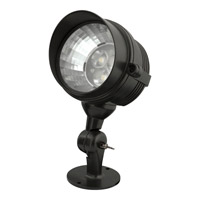 Landscape Low Volt 3 watt Black Landscape Spot Light
