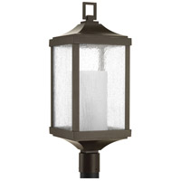 Devereux 1 Light 27 inch Antique Bronze Outdoor Post Lantern
