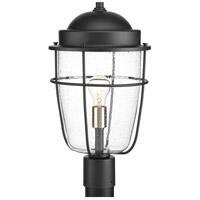 Progress P540025-031 Holcombe 1 Light 18 inch Black Outdoor Post lantern
