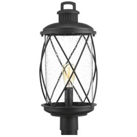 Progress P540029-031 Hollingsworth 1 Light 23 inch Black Outdoor Post lantern