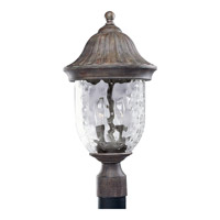 Progress Lighting Coventry 2 Light Outdoor Post Lantern in Fieldstone P5429-87
