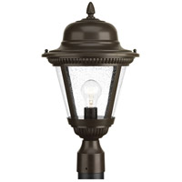 Westport 1 Light 19 inch Antique Bronze Outdoor Post Lantern