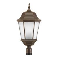 Progress Lighting Welbourne 3 Light Outdoor Post Lantern in Antique Bronze P5483-20 alternative photo thumbnail