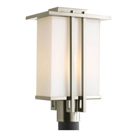 Progress Lighting Dibs 1 Light Outdoor Post Lantern in Brushed Nickel P5490-09