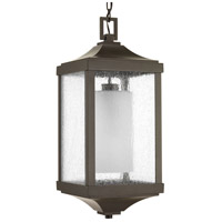 Devereux 1 Light 10 inch Antique Bronze Outdoor Hanging Lantern