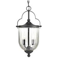 Progress P550023-031 Mcpherson 3 Light 10 inch Black Outdoor Hanging Lantern