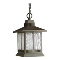 Progress Lighting Greenridge 1 Light Outdoor Wall in Antique Bronze P5509-20